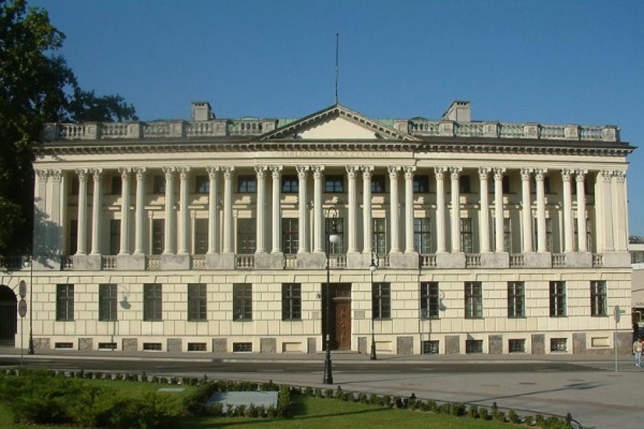 Będzie rozbudowa Biblioteki Raczyńskich