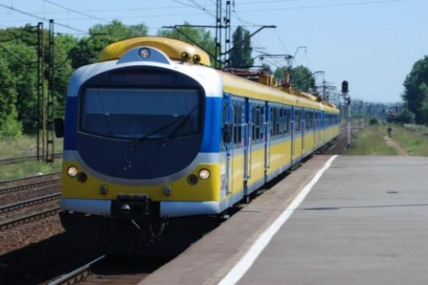 Więcej pociągów na w przewozach regionalnych