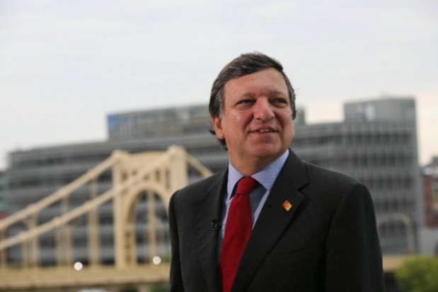 Barroso spotkał się z samorządowcami