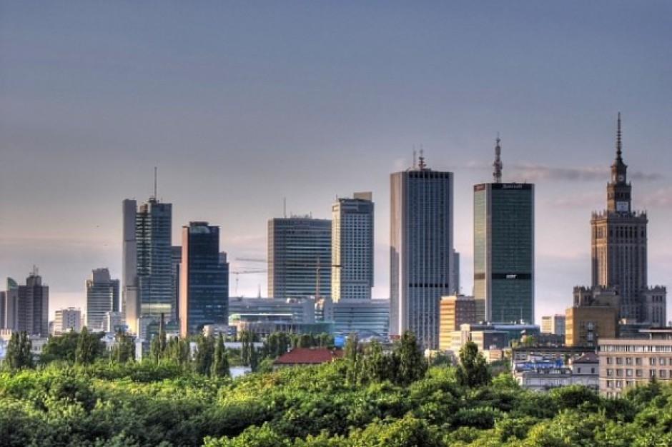 Polskie metropolie w ogonie Europy