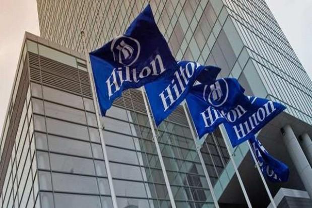 Hilton oddał gwiazdkę