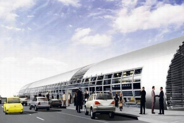 Haracz za pozwolenie na lotnisko w Modlinie