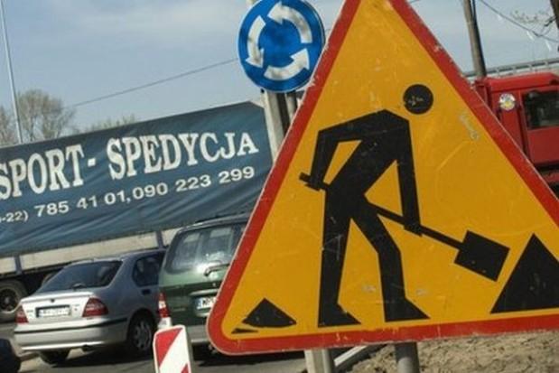 Na autostradzie w Bytomiu nie wykradano materiału