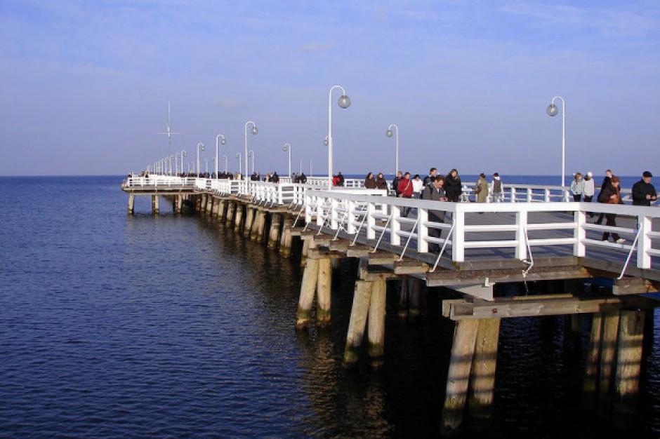 Kąpielisko Morskie dzierżawcą mola
