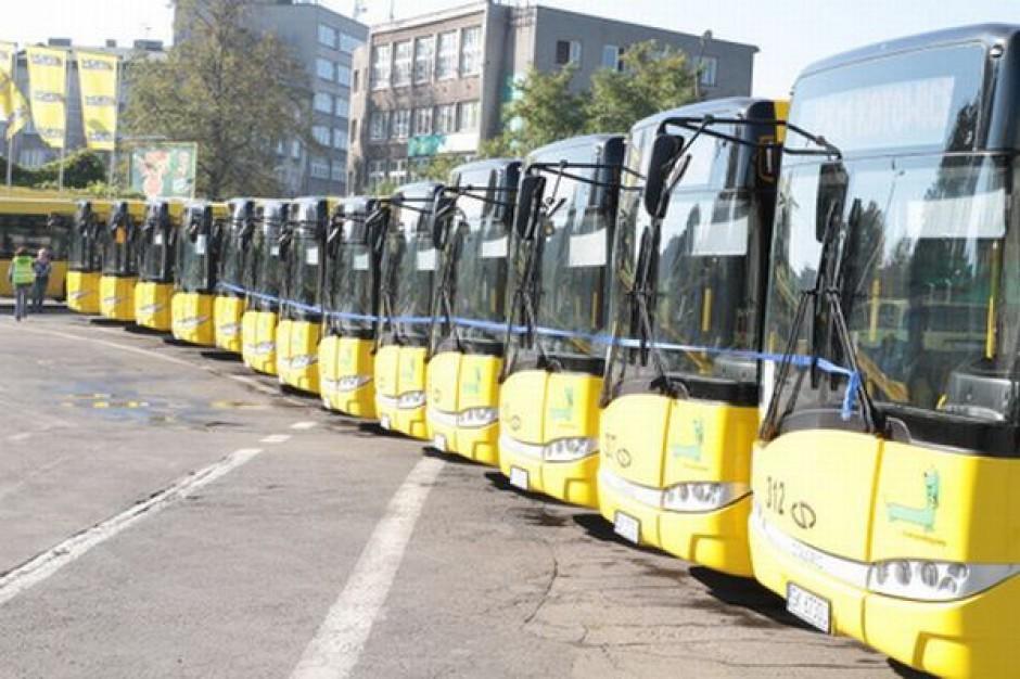 Unia dorzuci na autobusy