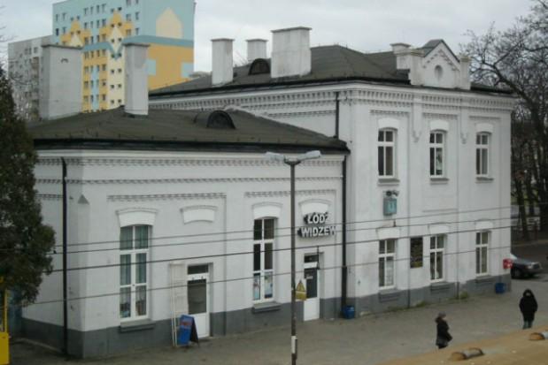 Otwarto dworzec Łódź Widzew
