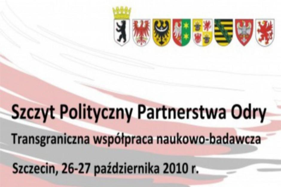 Polsko-niemieckie partnerstwo Odry