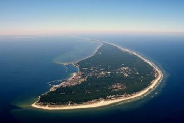 Minister skarbu oddał port władzom Helu
