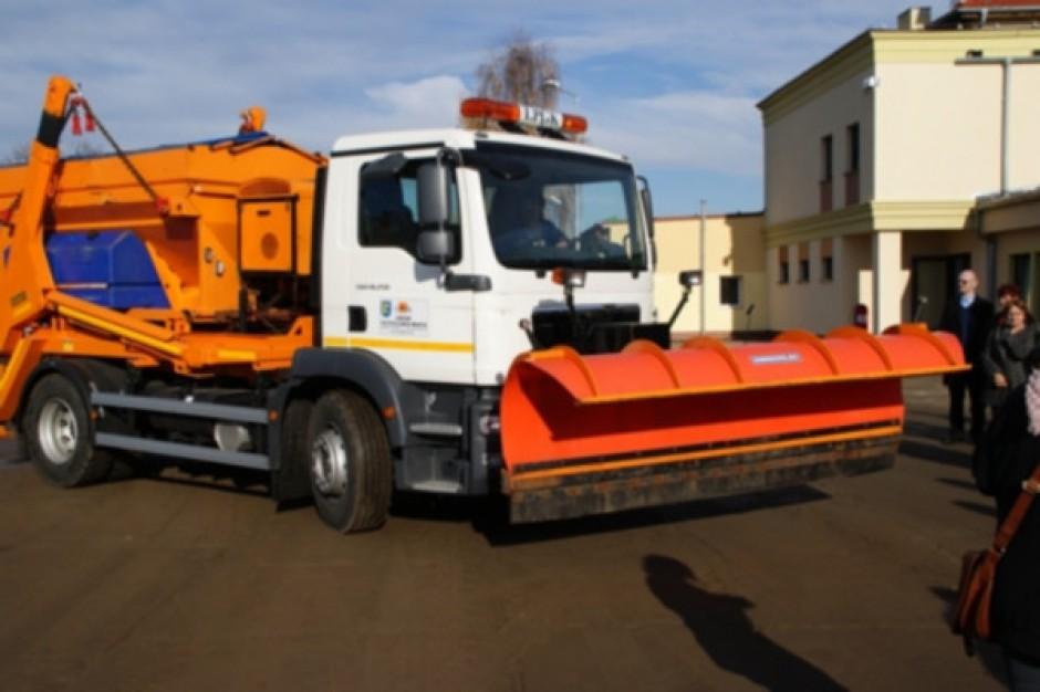 Nowy zakład oczyszczania miasta w Legnicy
