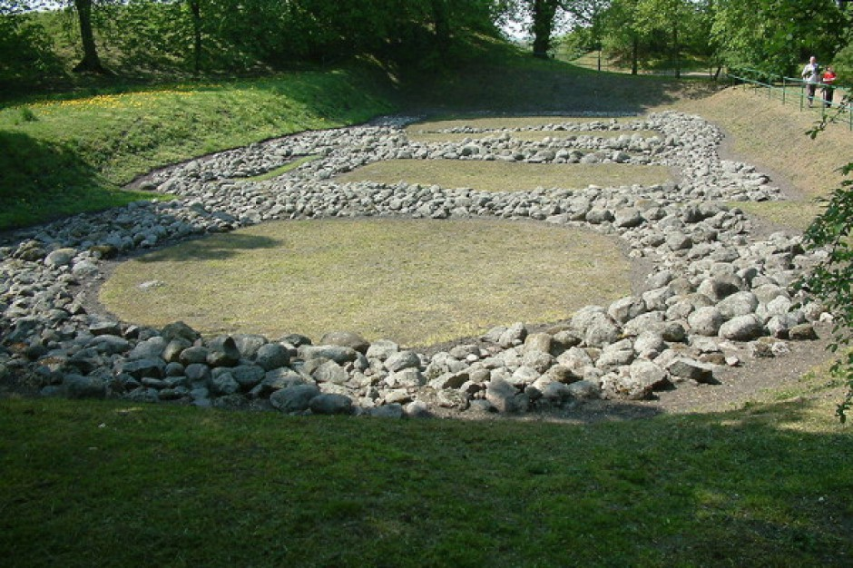 Uruchomiono rezerwat archeologiczny w Gieczu