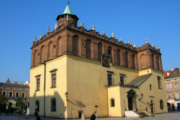 Ratusz w Tarnowie odzyskał dawny blask