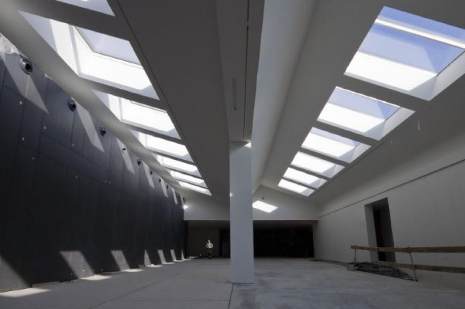 Oddano gmach Muzeum Sztuki Współczesnej