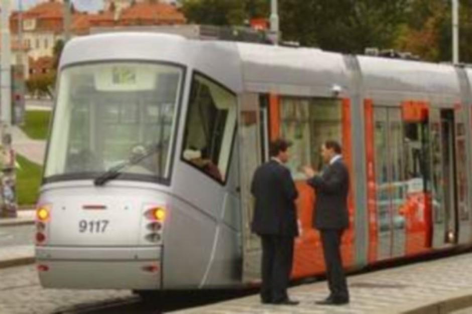 Budowa linii tramwajowej na kampus