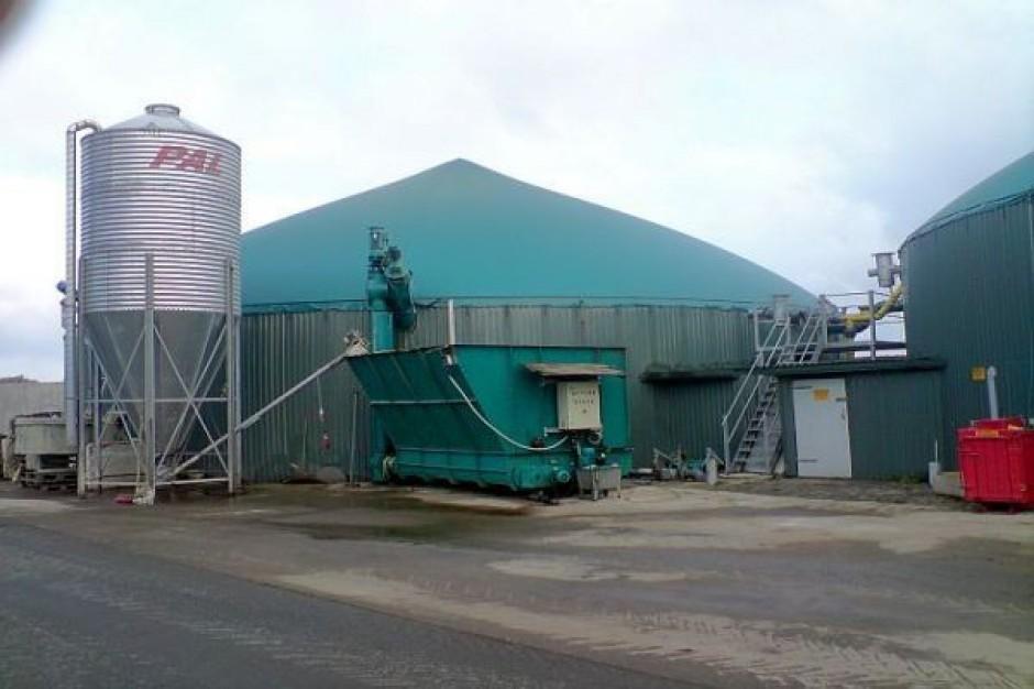 Zielone światło dla biogazowni