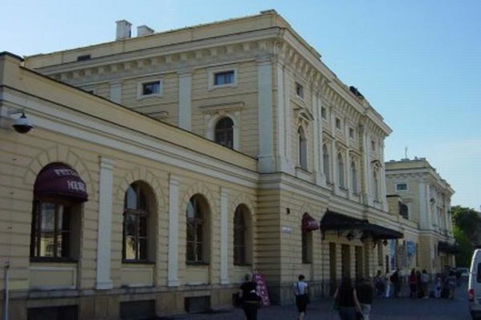 Krakowski dworzec schodzi do podziemia