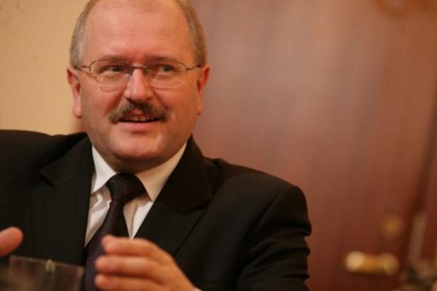 Piotr Uszok prowadzi w Katowicach