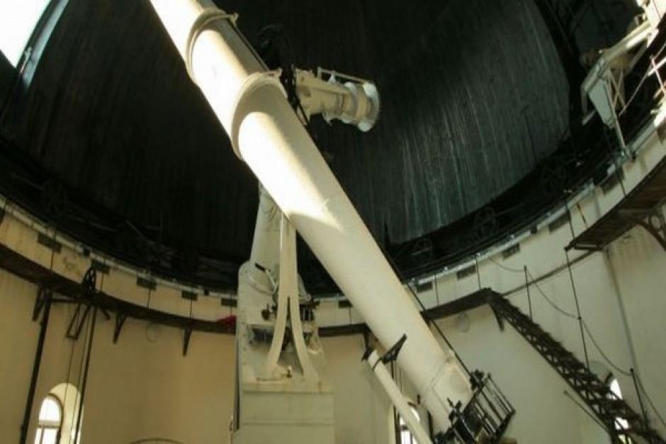 """Teleskopy już czekają na """"Astro-bazy"""""""