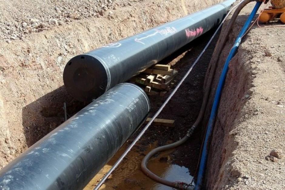 430 mln zł na rozbudowę sieci gazociągów