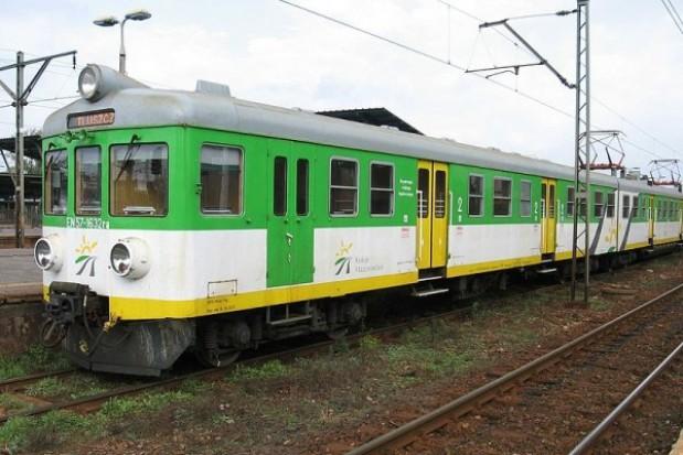 Więcej pociągów Kolei Mazowieckich