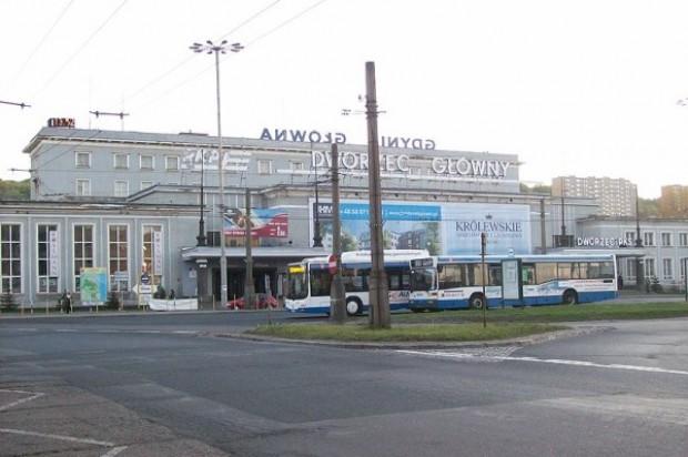 Przebudwa dworca kolejowego w Gdyni