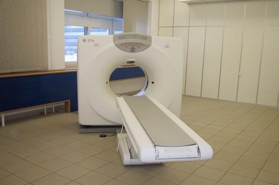 Tomograf dla kieleckiego szpitala