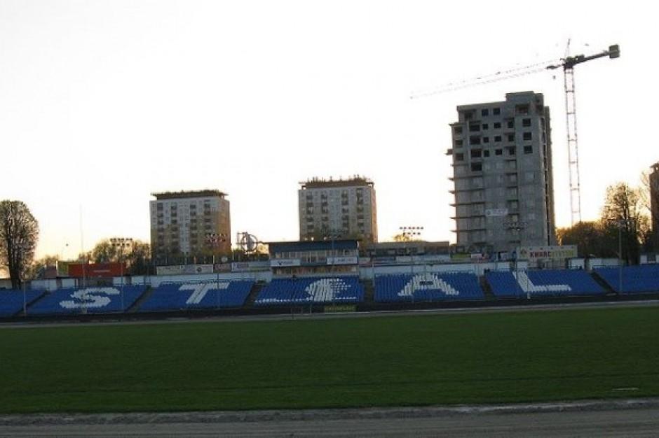Stadion w Rzeszowie otrzyma krytą trybunę