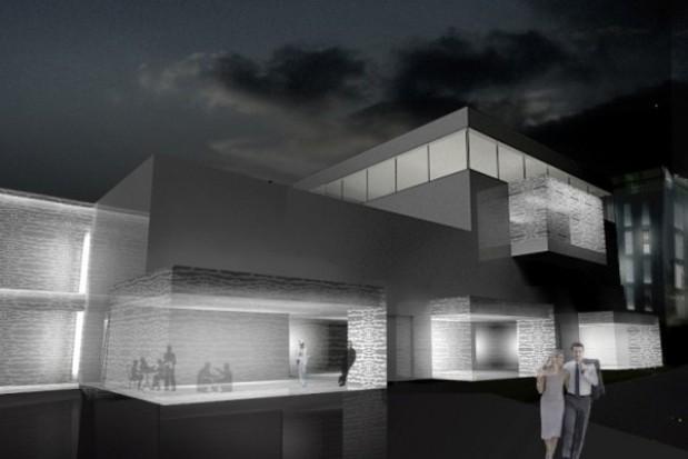 Wybrano projekt galerii sztuki w Opolu