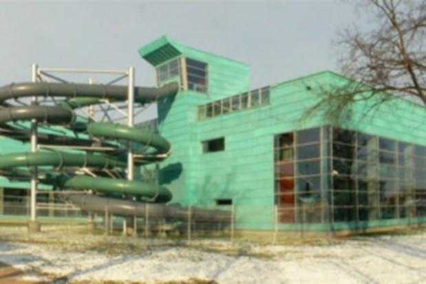 Otwarcie aquaparku w Suwałkach
