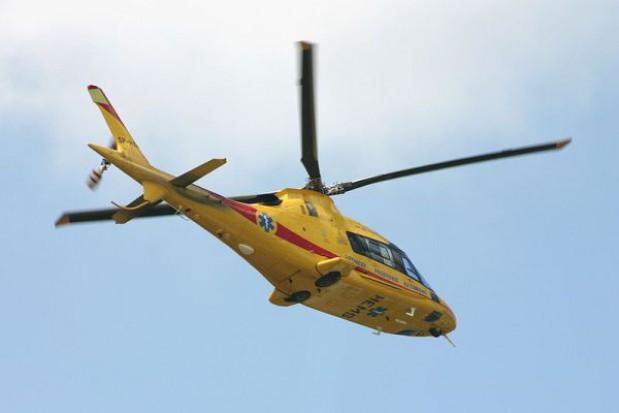 Lądowisko dla helikopterów otwarte