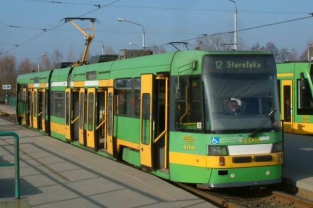 Poznańskie tramwaje nocują na... pętlach