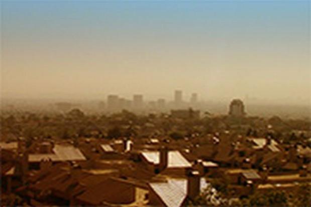 Małopolska oddycha smogiem