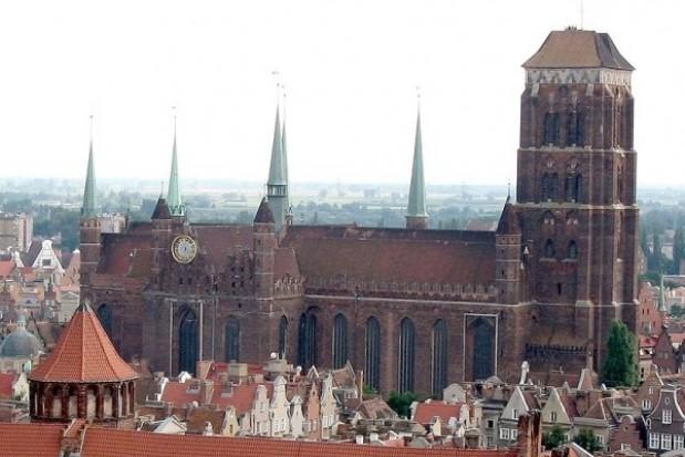 Wieża Bazyliki Mariackiej odnowiona