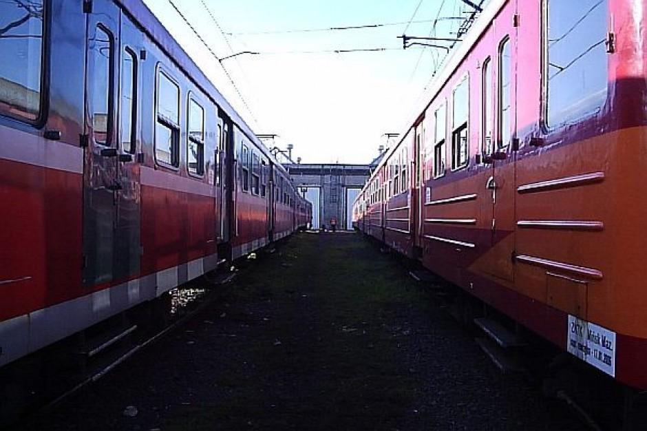 Pociągi nadal zawieszone