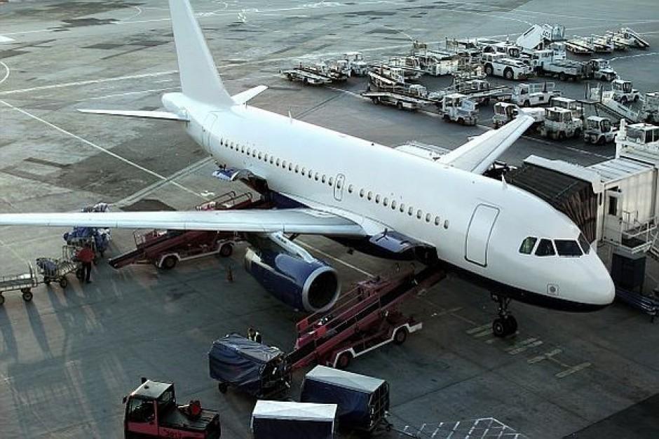 Więcej pasażerów w porcie lotniczym