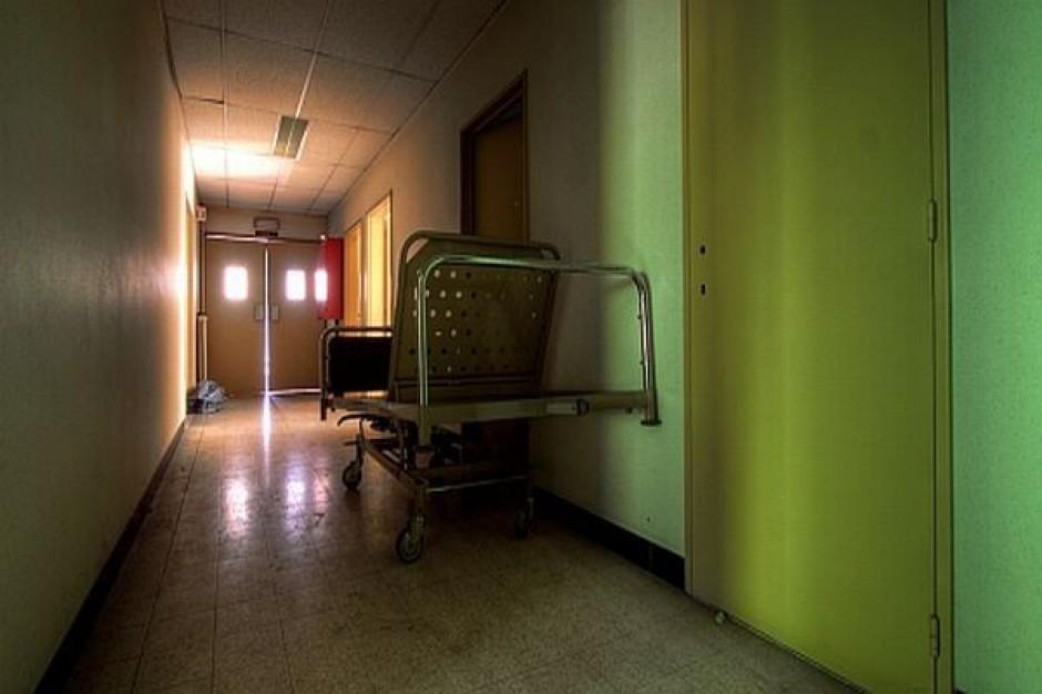 Światełko w szpitalnym tunelu