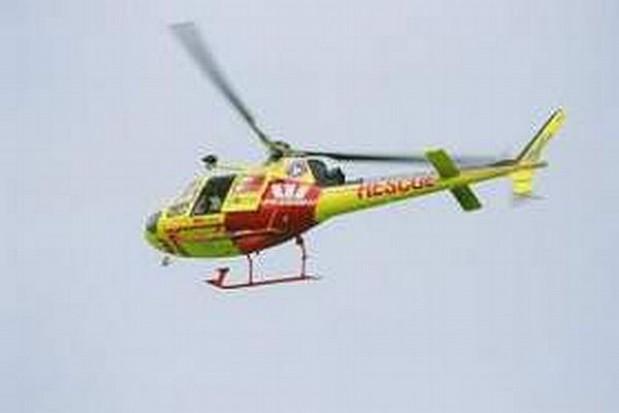 Eurocopter dopiero na wiosnę