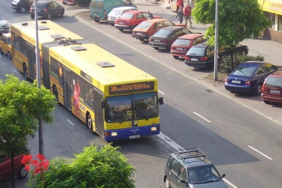 Na miejskie autobusy muszą poczekać