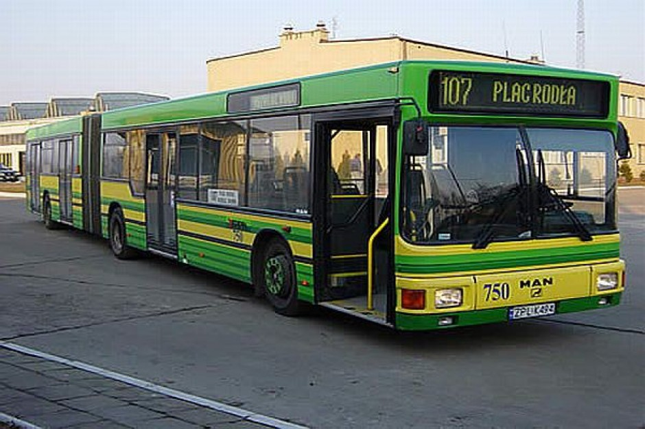Nowe autobusy dla komunikacji miejskiej