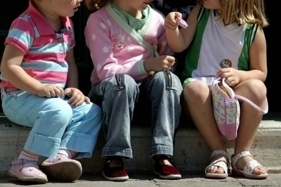 Klimatolubne przedszkolaki