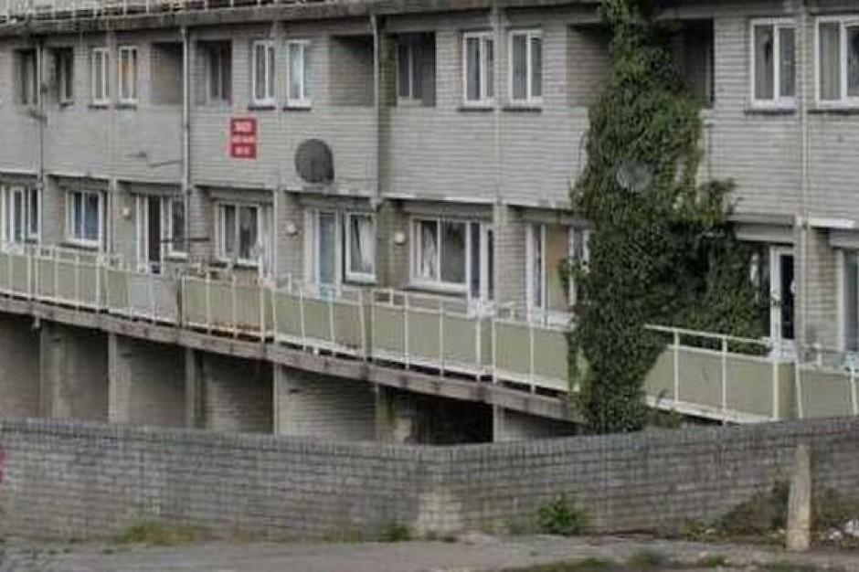 Mieszkanie przy torach