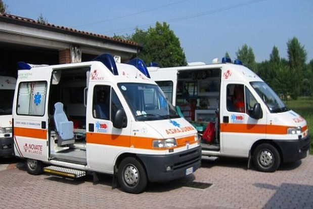 Komornik zajął pieniądze na zakup ambulansu