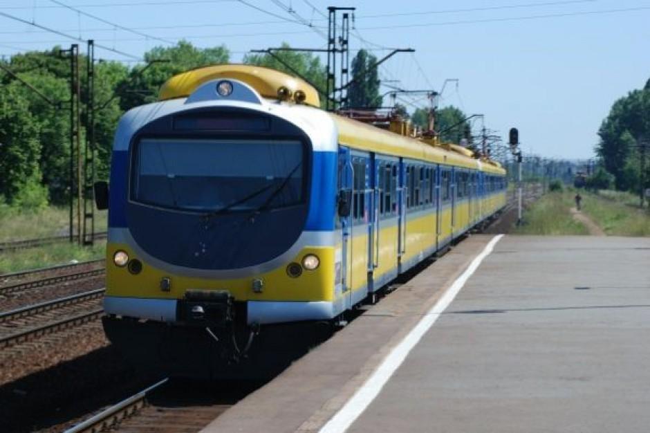 330 mln na projekt kolei