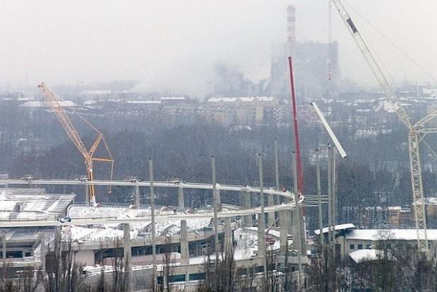 Zamkną górny pierścień Stadionu Śląskiego
