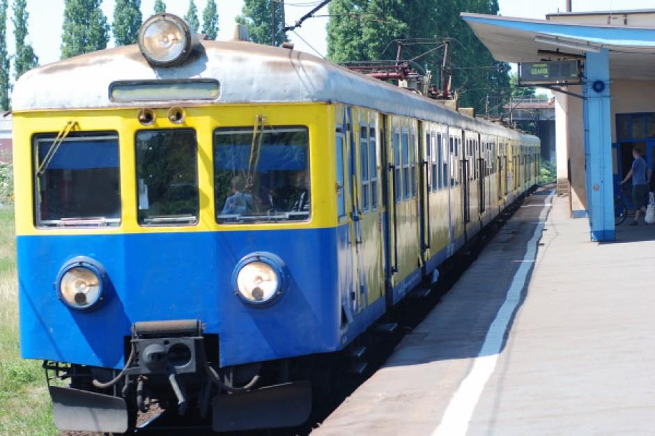 Utrudnienia na linii Warszawa - Gdynia