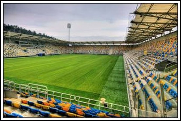 Nowy stadion dopuszczony