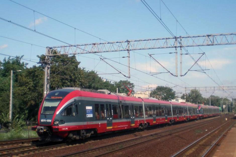 Podróż z Łodzi do Warszawy bardzo się pogorszy