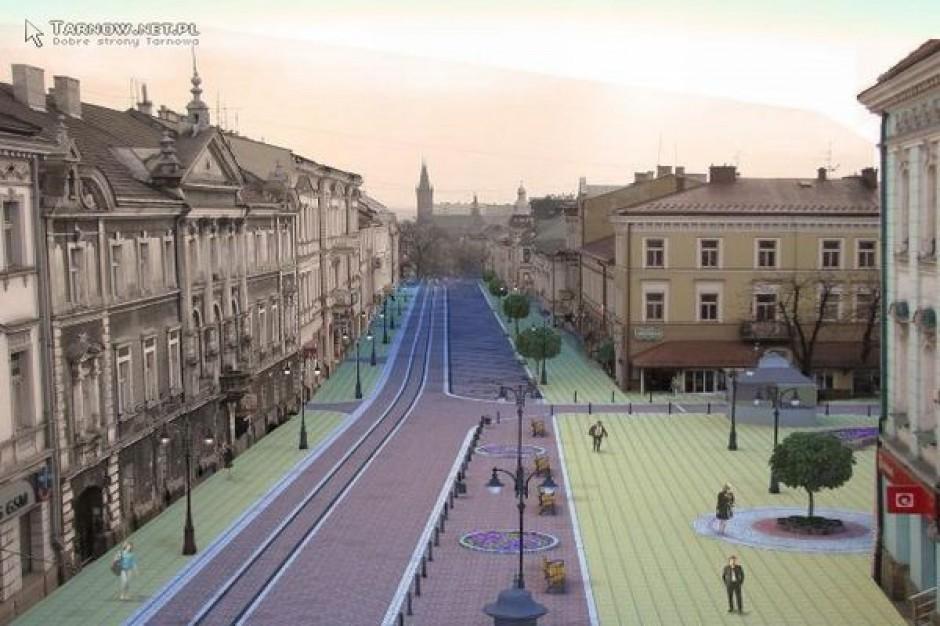 Rewitalizacja w Tarnowie