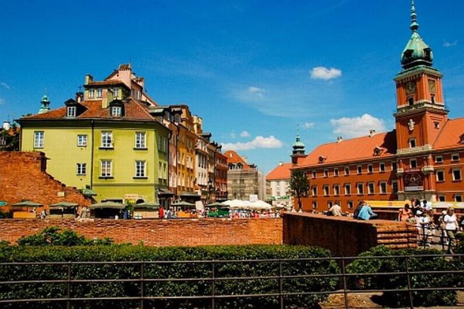 Warszawa atrakcyjna dla inwestorów