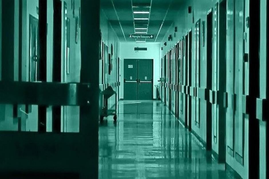 Samorządowym szpitalom grozi zapaść