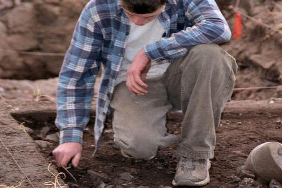 Powstanie archeologiczny raj?